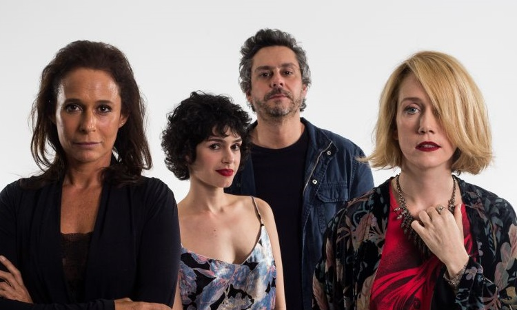 Alexandre Nero, protagonista em Albatroz, interpreta um fotógrafo perseguido por mulheres e por dilemas éticos típicos da profissão  (Aline Arruda/Paris Filmes)