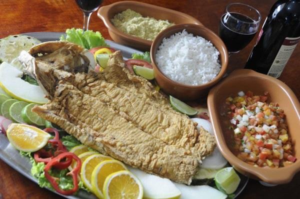 O restaurante Traíra sem espinha foi um dos primeiros na cidade a oferecer o prato (Bruno Peres/CB/D.A Press)