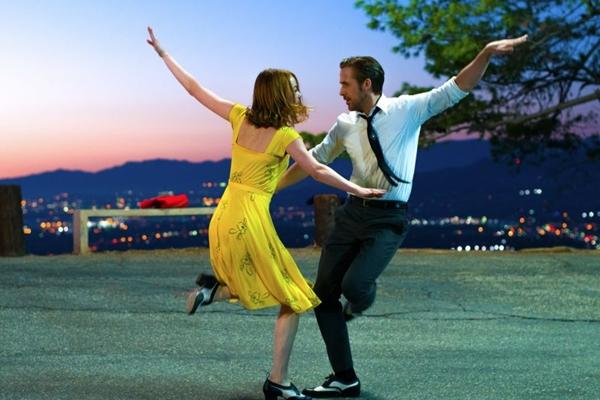 'La la land' faz homenagem a Hollywood (Divulgação/CB/D.A Press)