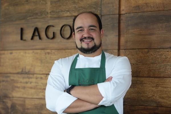 Marcelo está à frente de três empreendimentos gastronômicos atualmente (Wallace Martins/Esp. CB/D.A Press)