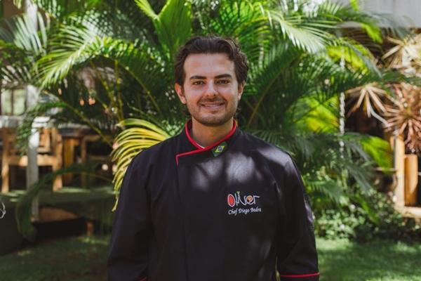 O chef do Oliver levará um brigadeiro incrementado ( JMF Fotografia/Divulgação)