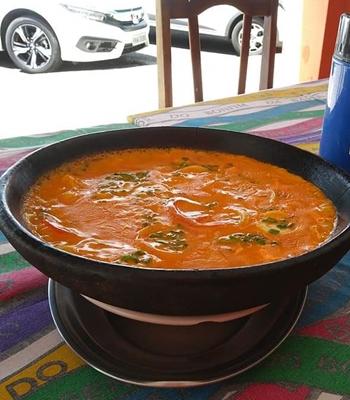A moqueca é o carro chefe do restaurante Muqueca do Chef (Muqueca do Chef/Divulgação)