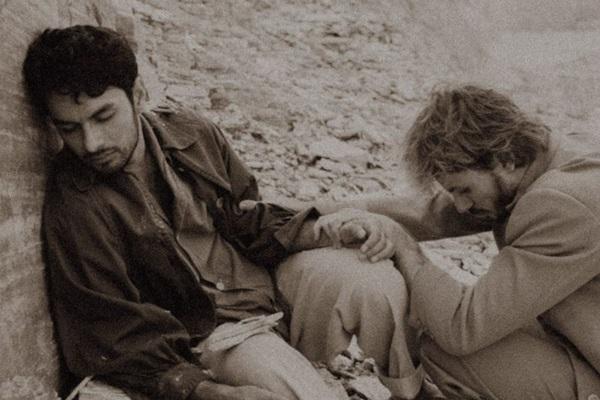'Você me sente?' aborda a perseguição a homossexuais na Alemanha nazista (Thiago Farias/Divulgação)