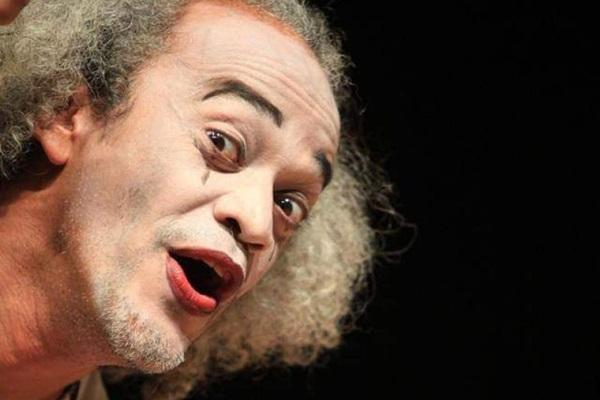 Miqueias Paz, o rei da mímica, abre a programação do '1º Esquete Fest Conchita de Moraes' (Miqueias Paz/Divulgação)