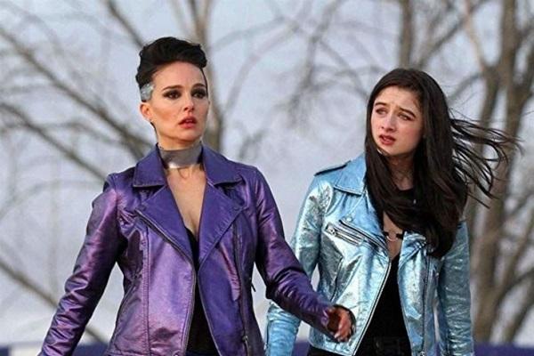 Natalie Portman e Raffey Cassidy são as estrelas do filme (BoldFilms/Divulgacao)