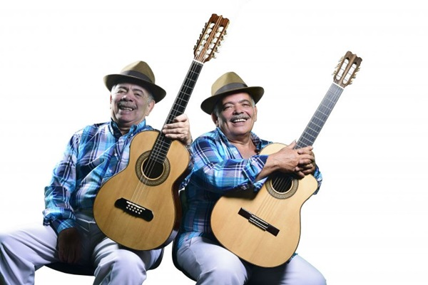 A dupla Zé Mulato & Cassiano: 40 anos de música caipira  (Luiz Fernandes/Divulgação)