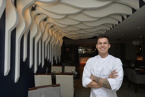 A carne de sol é feita com o nobre filé-mignon pelo chef Thiago Paraíso (Marcelo Ferreira/CB/D.A Press)