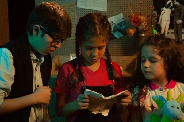 Crianças desvendam mistérios de Brasília em Investigadores do bloco A (Murilo Resende/Divulgacao)