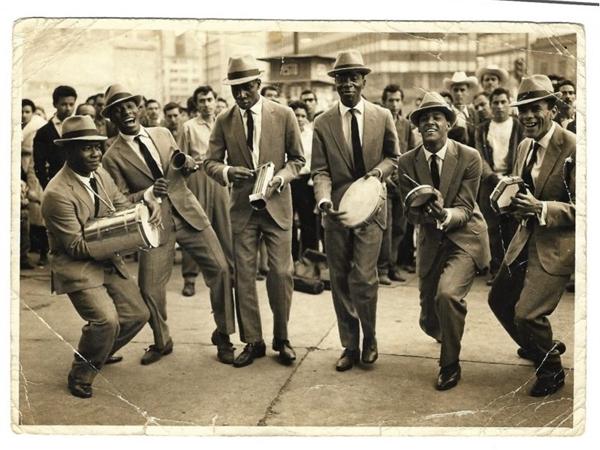 O samba era uma das grandes paixões de Mussum (Modo Operante Produções/Divulgação)