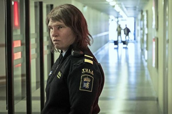 Reconhecido em mostra paralela em Cannes, 'Border' concorreu ao Oscar de melhor maquiagem  (Christian Geisnæs/Divulgação)