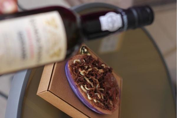 Na Wurttemberg Tortas, a sobremesa típica foi adaptada ao feriado doce (Barbara Cabral/Esp. CB/D.A Press)