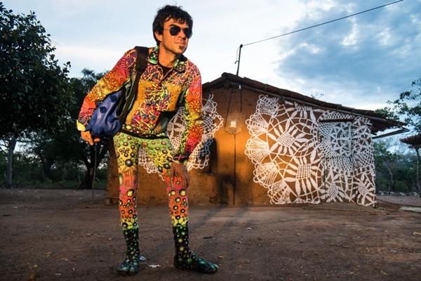 Gerson Deveras: %u201CA linha que separa a poesia da música é muito tênue%u201D  (Samuel Macedo/Divulgação)