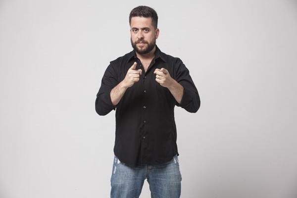 Maurício Meirelles é um dos grandes nomes do humor nacional (Edu Moraes/Divulgação)