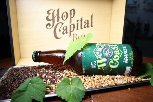 Hop Capital Beer (Luis Nova/Esp. CB/D.A Press)