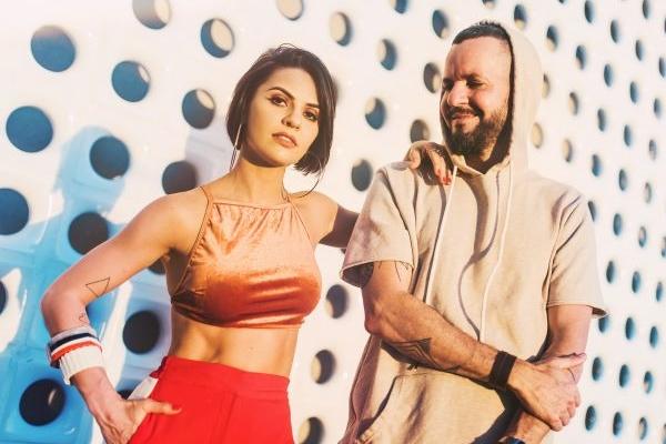 Camila Jun e Chicco Aquino são os idealizadores da festa Tônica (Shake It/Divulgação)