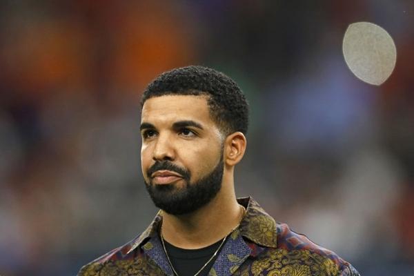 Drake se apresentará no Rock in RIo (AARON M. SPRECHER)