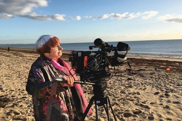 Varda por Agnès revê a vida e a obra de uma das criadoras da Nouvelle Vague  (Reprodução/Internet)