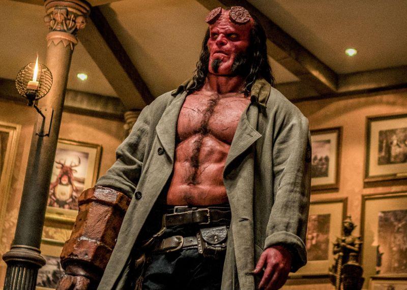 Reboot de Hellboy dividiu os fãs (Reprodução/Internet)