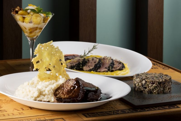 O jantar do Rapport Café e Bistrô terá pratos mais leves (Rafael Lobo/Zoltar Design)