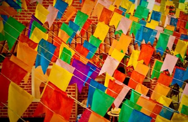 Festas juninas vão agitar a cidade (Dan Queiroz/CB/D.A Press)