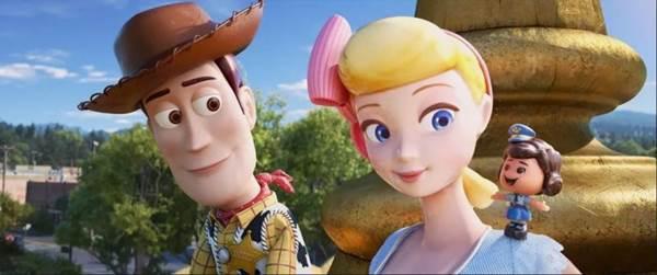 As aventuras dos bonecos consagrados em três filmes anteriores prosseguem em Toy story (Disney/ Divulgação)