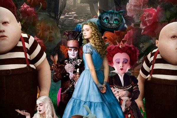 Alice através do espelho reflete impasses do cotidiano (Reprodução da Internet)