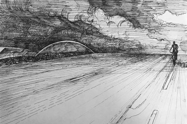 A exposição Sketches está em cartaz na Galeria Baixo Cobogó (Paulino Aversa/Divulgação)