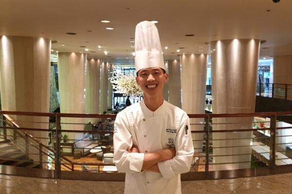 Chef Yoon Jong Sik fala sobre a gastronomia da Coreia (Arquivo Pessoal)