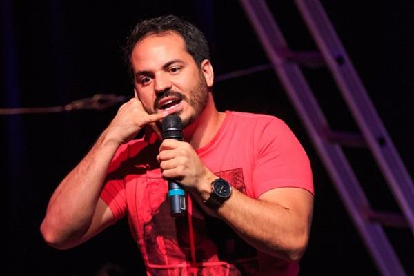 Setebelos traz o melhor da companhia em especial de stand up comedy (Guilherme Kardel/Divulgacao)