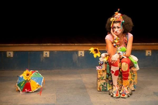 Palhaças de várias partes do mundo se apresentam no festival  (Leonardo Valerio/Divulgacao)