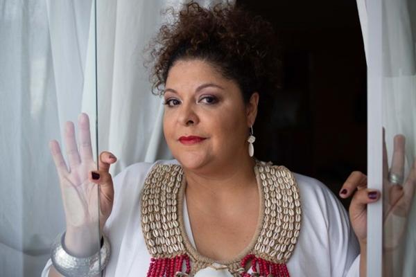 A cantora se apresenta, sábado, no Clube do Choro (Marcos Hermes/Divulgacao)