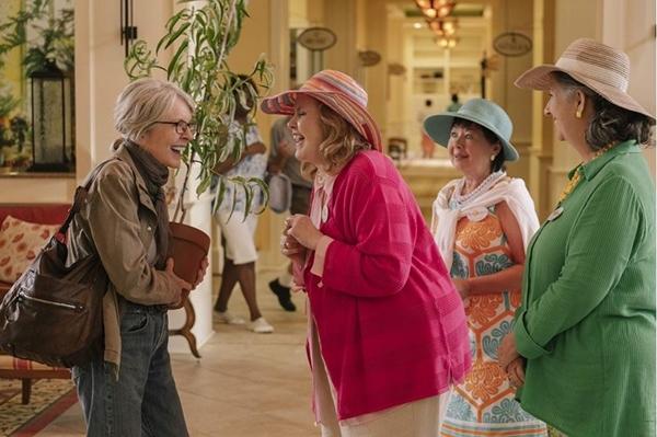 Em 'As rainhas da torcida', um grupo de idosas revive os tempos de escola (RoseFilms/Divulgação)