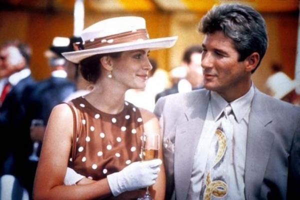 Julia Roberts e Richard Gere estrelam este clássico do cinema (Buena Vista/Divulgação)