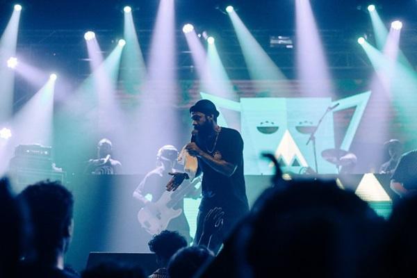 BaianaSystem é uma dos shows mais aguardados do evento  (Influenza/Divulgação)