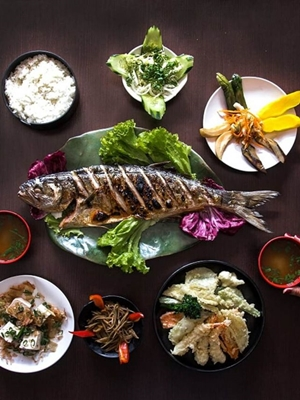 As opções com frutos do mar são um dos fortes do Nippon (Nippon/Divulgação)
