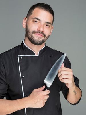 O chef de cozinha Paulo Lima oferece diversas opções de sobremesas para presente (João P. Teles/Divulgação)