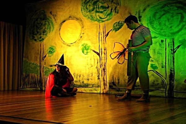 Projeto apresenta temporada de espetáculos infantis gratuitos, divertidos e educativos (Espaço Cultural Bagagem/Divulgação)