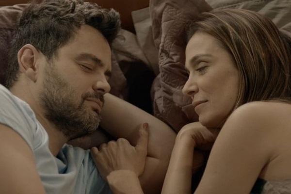 O filme é protagonizado por Mônica Martelli e Paulo Gustavo (GNT/Divulgação)