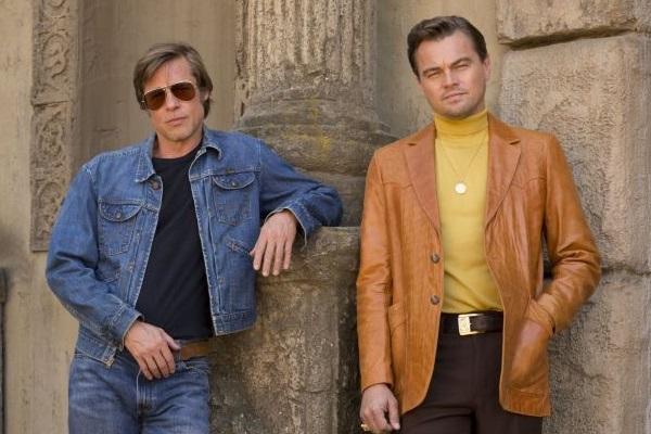 Leonardo DiCaprio e Brad Pitt são as estrelas do longa (Sony Pictures/Divulgação)