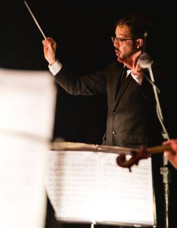 Thiago Francis, curador do Sarau Musical no Interior  (Pedro Camargo/Studio Aviv)