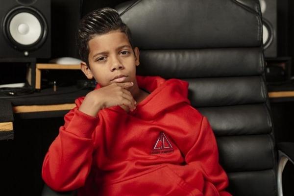 MC Bruninho, celebridade infantil do Youtube, é uma das atrações do Clipetube Fest  (Clipetube Fest/Divulgação)