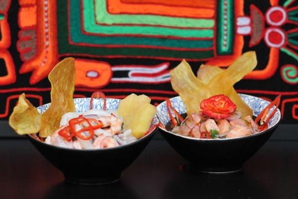 Receitas dos povos incas e pré-incas, ceviche pode ganhar versões na culinária nikkei (Helio Montferre/Esp. CB/D.A Press)
