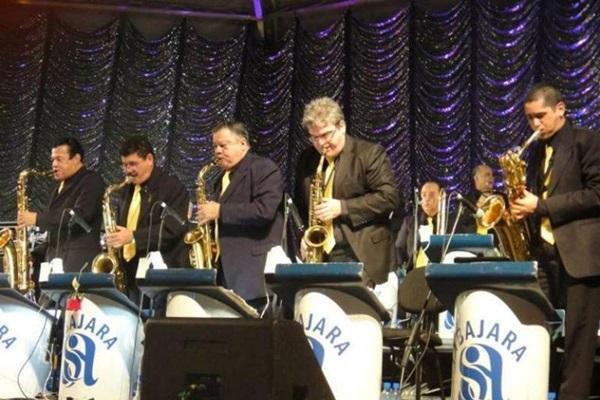 A Orquestra Tabajara, há 75 anos em atividade, se apresenta sexta e sábado na cidade   (Arquivo Pessoal)