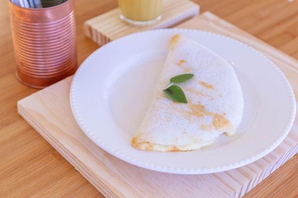 Tapioca com sabor de casa: no Amarelinha, o cliente pode provar sabores mineiros sem sair do quadradinho (Karen Ferreira/Divulgação)