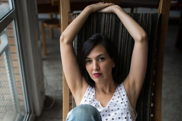 Joana Duah retrata liberdade e morte em show comovente  (Renata Samarco/Divulgação)