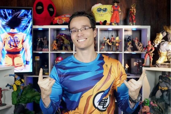 O youtuber responsável pelo canal Ei Nerd é uma das atrações (Raquel Martins/Divulgação)
