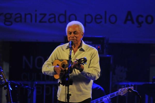 O artista tem uma forte relação com Brasília (Minervino Junior/CB/D.A Press)