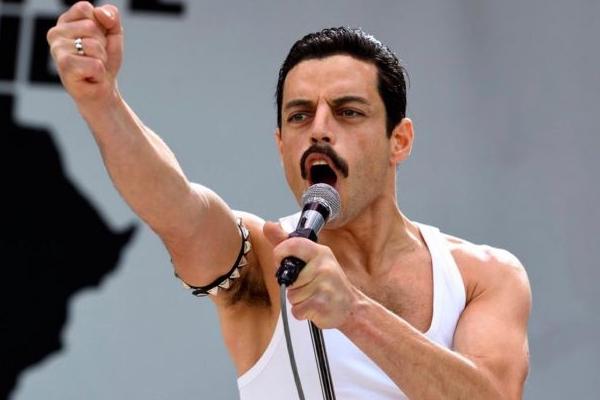 Bohemian Rhapsody é a cinebiografia de Mercury (Reprodução/internet )