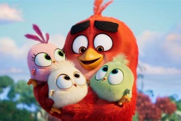 Angry Birds 2 - O filme cativa o público infantil pela proximidade com o jogo para smartphones  (Sony Pictures/Divulgação)