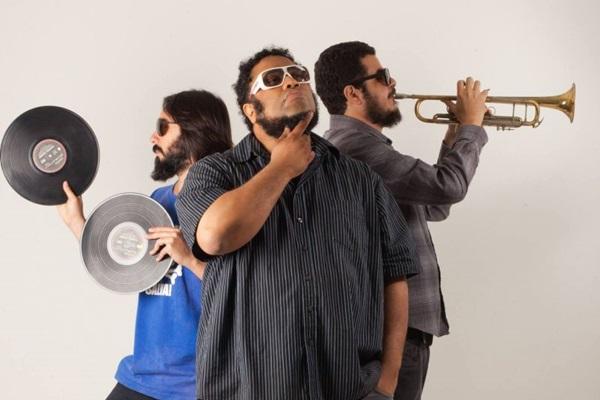 No Ruas Convida, BNegão apresenta formato em trio, exclusivo para shows  (Felipe Diniz/Divulgacao)